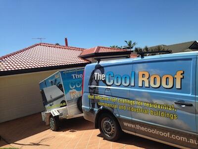 The Cool Roof Van