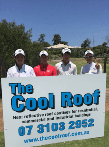 The Cool Roof Golf