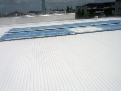 Tim's Rusty Roof