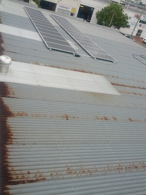 Tim's Rusty Roof at Bulimba
